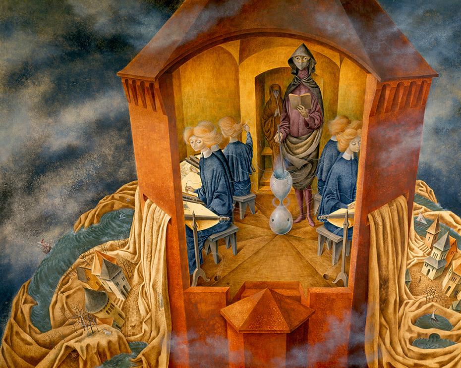Resultado de imagen de bordando el manto del mundo remedios varo