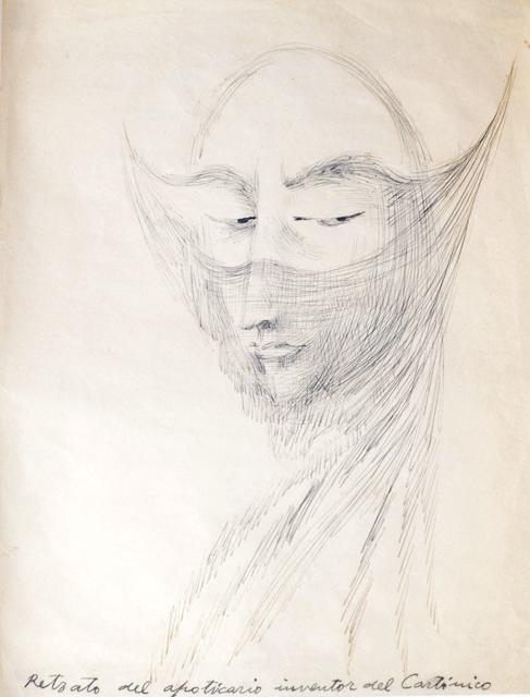 Cat.352 Retrato de Apoticario