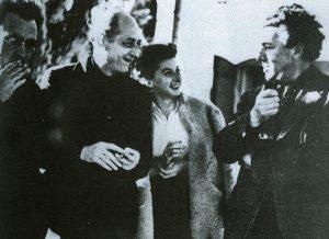 Peret, Remedios Varo y Breton Marsella